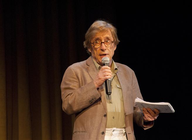Philippe Adrien, director del Teatre de la Tempéte de Paris