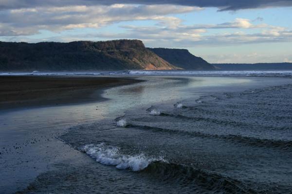 El mantra de las olas