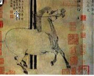 Los caballos en la pintura