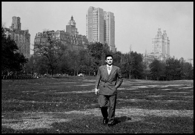 Fidel en New York