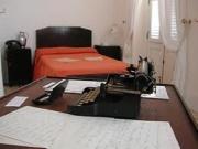 Habitación donde se hospedó Hemingway