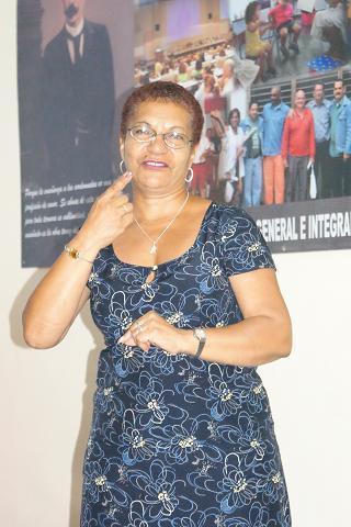 Miriam Meneses Volumen