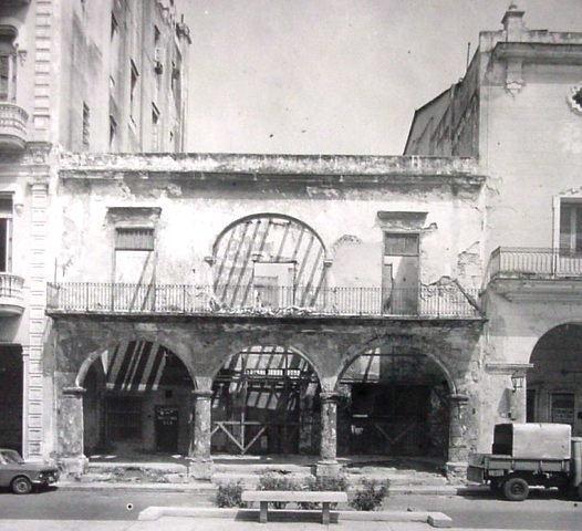 2-Edificio de laFototeca antes de la restuaración