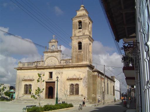 Iglesia de la Caridad del Cobre, Sancti Spiritus