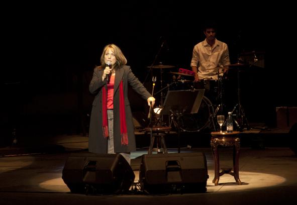 LIUBA en concierto