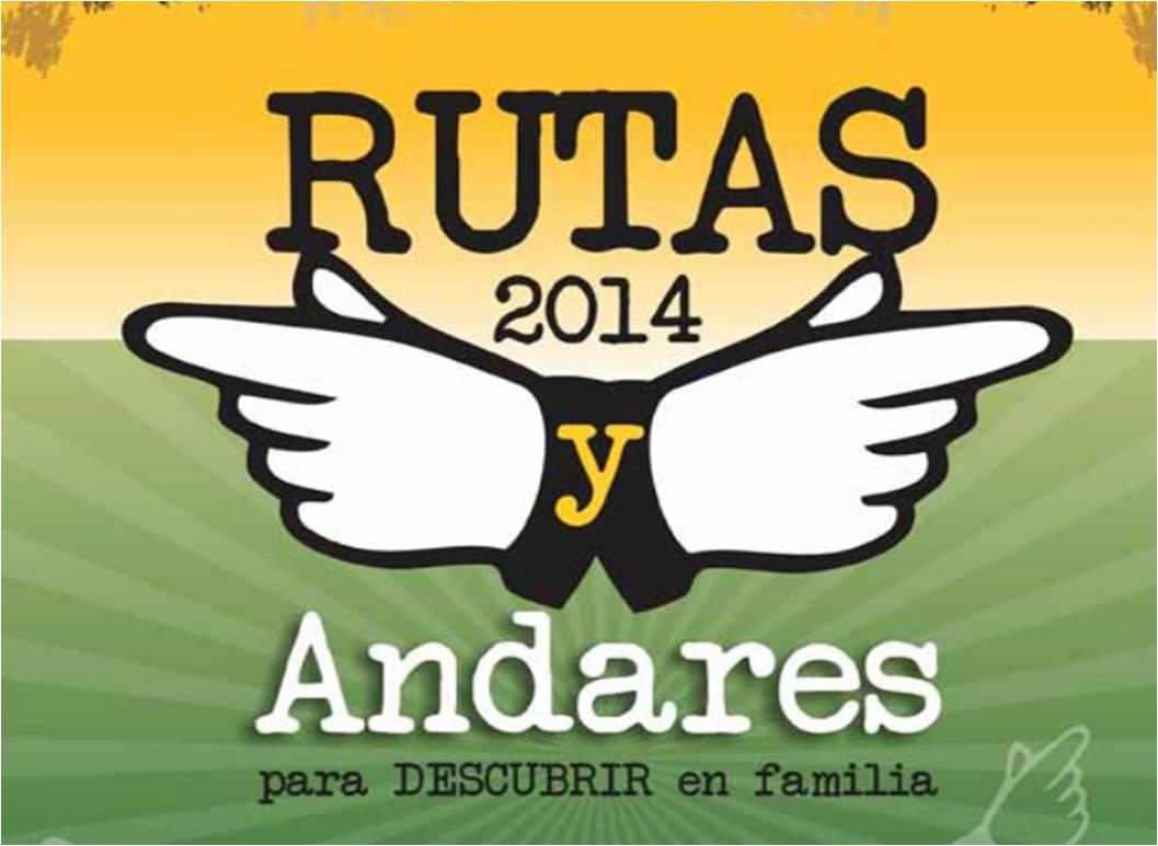 Rutas y Andares 2014