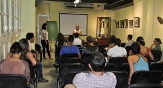 """La periodista Lilibeth Bermúdez explica las experiencias del Programa Cultural, las Aulas-Museos y """"Rutas y Andares"""""""