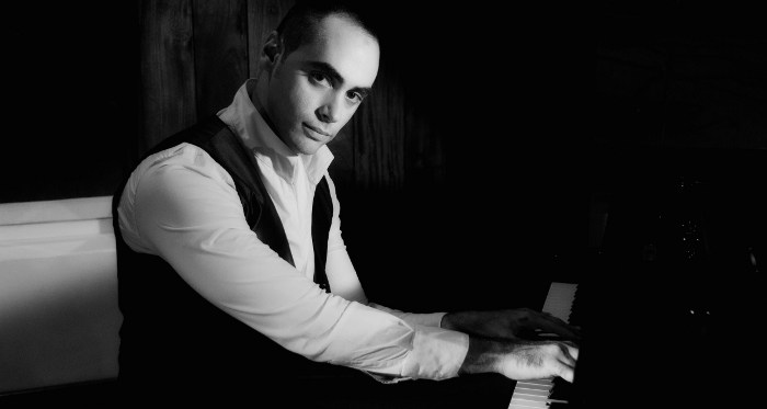 il pianista cubano marcos madrigal