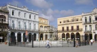 Plaza Vieja / Foto Alexis Rodríguez