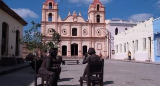 Plaza del Carmen. Camaguey