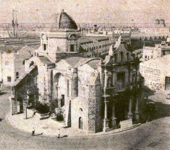 2-Iglesia de Paula, década del '50