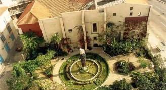 4-Jardín Diana, después