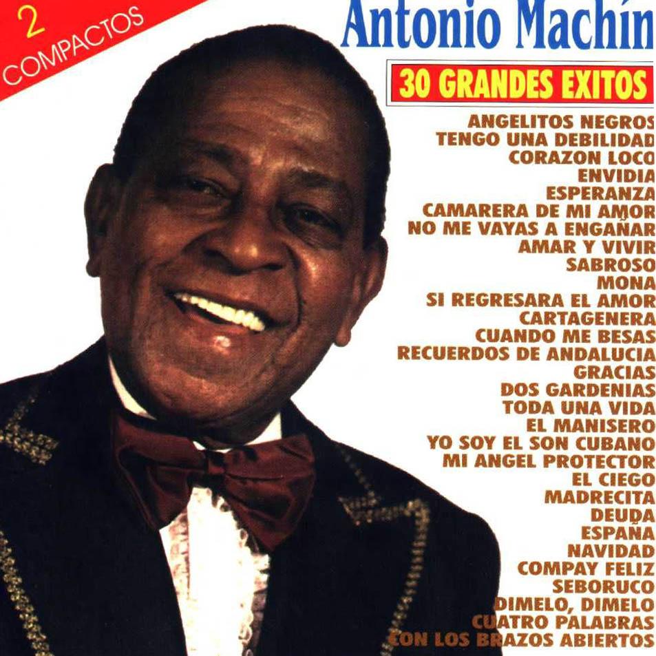 Antonio_Machin-30_Exitos-Frontal