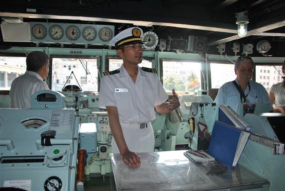 El público podrá conocer este domingo sobre el funcionamiento de estos buques