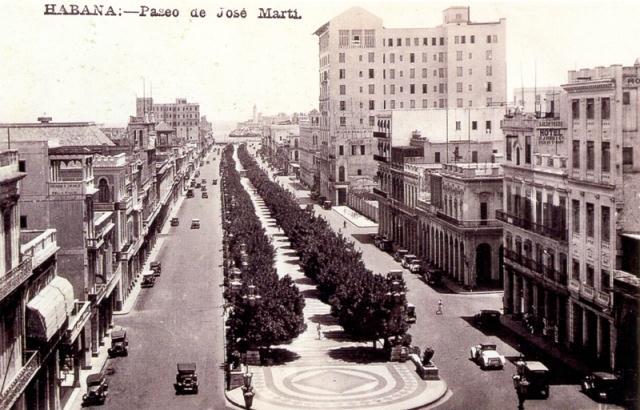 Paseo del Prado, 1928 (Custom)