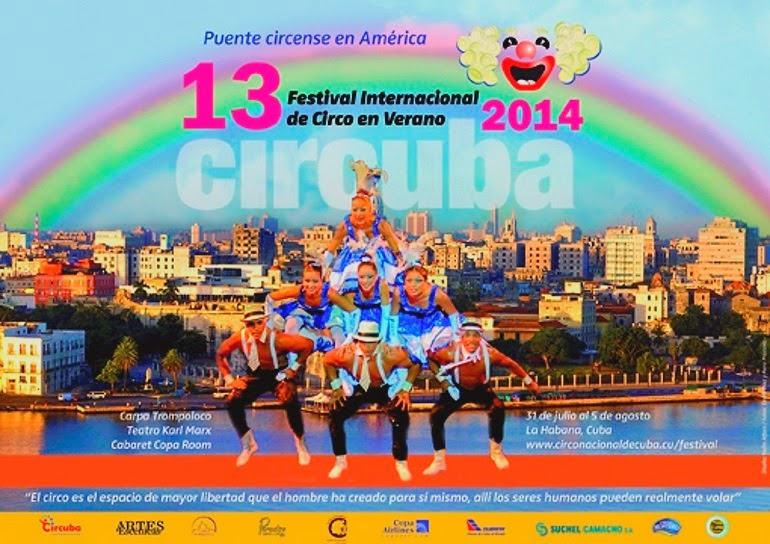 cartel circuba 2014