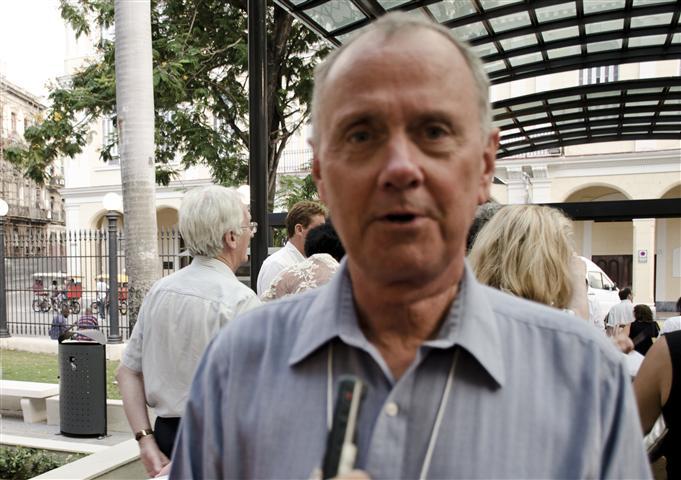 David Markhan, Presidente de la Sociedad Napoleónica Internacional