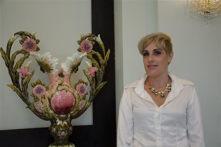 Sadys Sánchez Aguilar, directora del Museo Napoleónico de La Habana