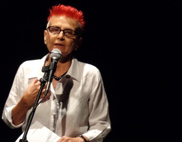 Nelda Castillo, directora de El Ciervo Encantado
