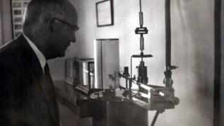 Rodríguez ante el Dines en el Instituto de Meteorología