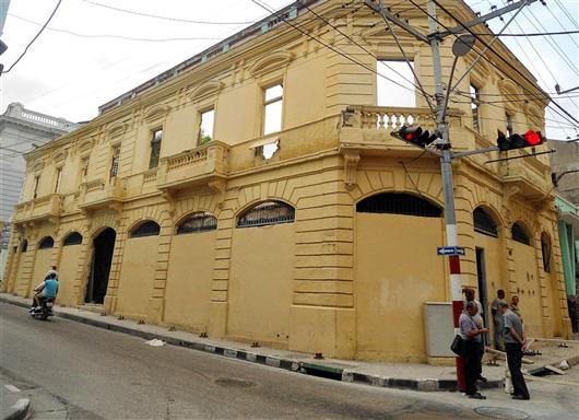 centro de restauracion y conservacion de obras de arte (Custom)