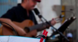 Silvio Rodríguez en su gira interminable. Foto: Alejandro Ramírez Anderson