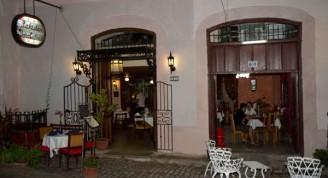 El Colimador paladar en La Habana Vieja