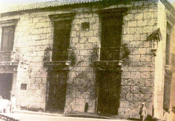 2-Museo de Arte Colonial, 1955 (Small)