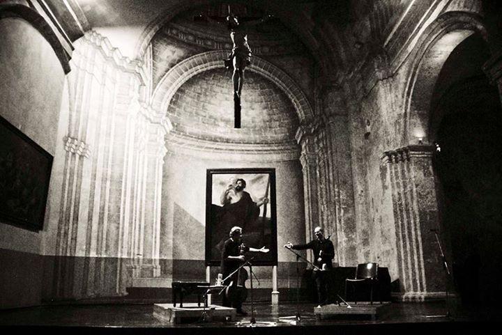 Concierto Les voix humaines durante el VI Festival Internacional de Música de Cámara Leo Brouwer. Foto.Iván Soca