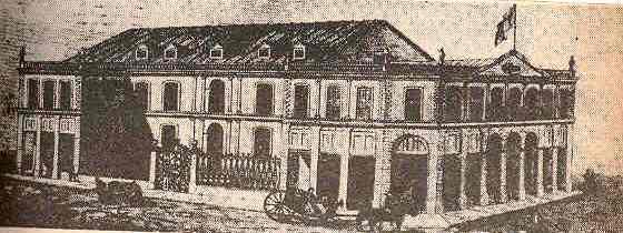 El Payret en 1877
