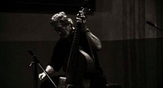 Jordi Savall, un hombre todo música y sencillez. Fotos: Iván Soca
