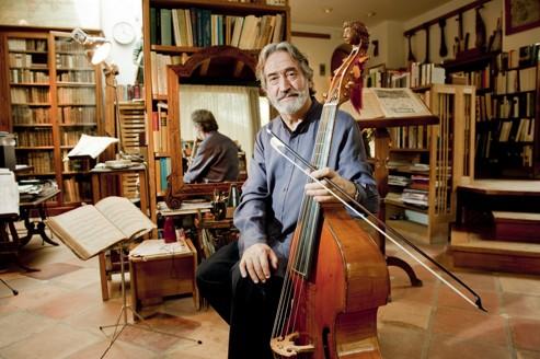 LE MUSICIEN JORDI SAVALL