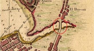 01Plano del puerto y de la villa de La Habana 1798, detalle (Small)