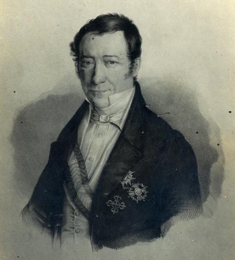 Claudio Martínez de Pinillos, Conde de Villanueva 2 (Custom)
