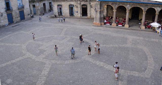 plaza aerea