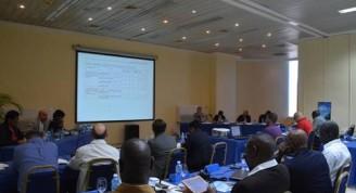 ©UNESCO La Habana/ Sesión de la Reunión Subregional para la aprobación del Plan de Patrimonio del Caribe 2014-2019