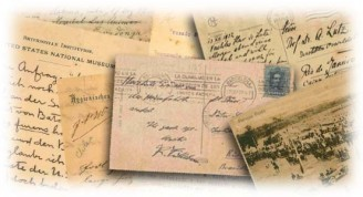 cartas y postales