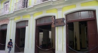 Casa de África, en el Centro Histórico habanero