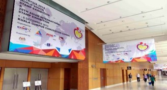 Exposición Mundial de Filatelia Juvenil Malasia 2014