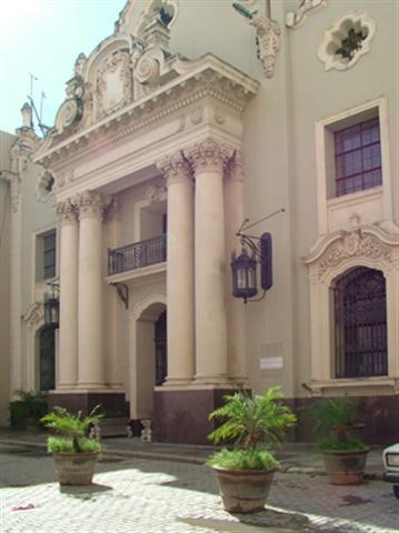 San Felipe Neri, sede del Lyceum / Foto Alexis Rodríguez