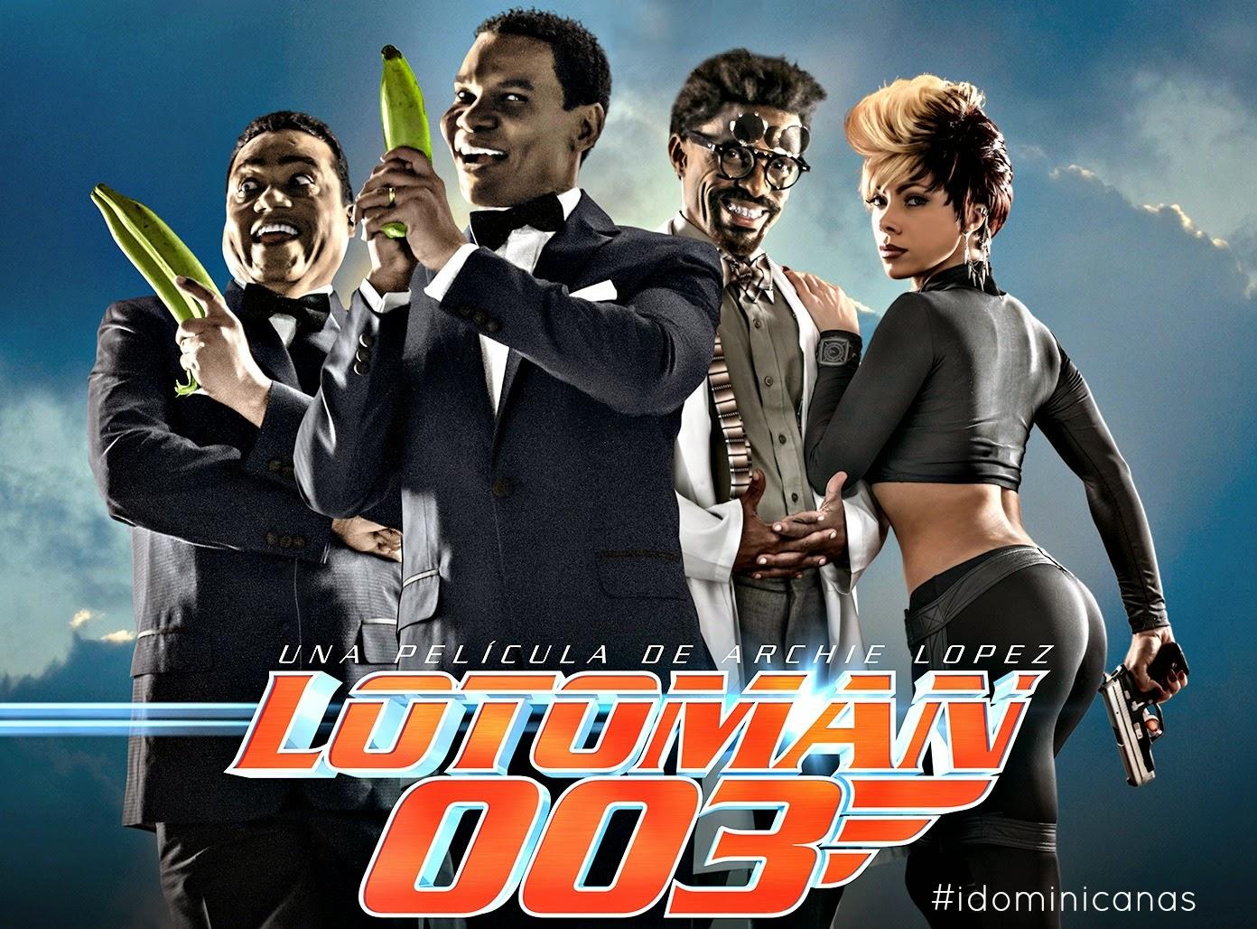 Afiche Lotoman 003