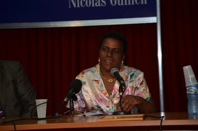 Zuleica Romay, Presidenta del Instituto Cubano del Libro
