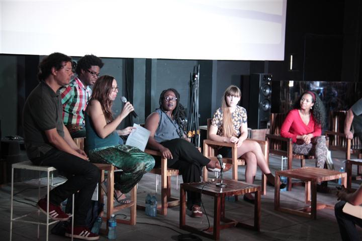 Imágenes de la conferencia de prensa del Festival Havana World Music