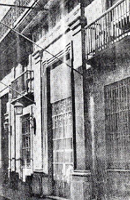 1-hotel Florida, el edificio antes