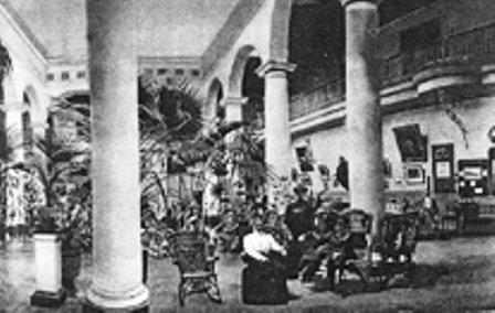 2-hotel Florida, antes interior del edificio