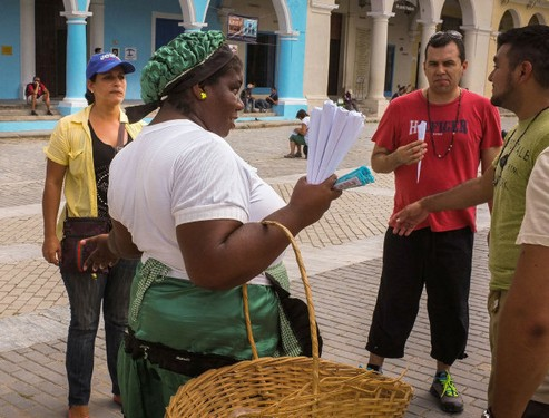 pregonera-cubana