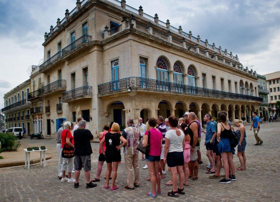 turistas en La Habana 3