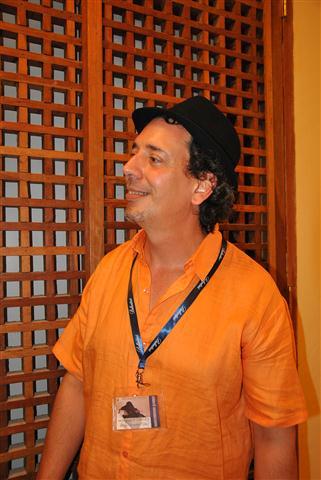 Eugenio Chávez, coordinador general de Habana Vieja Ciudad en Movimiento