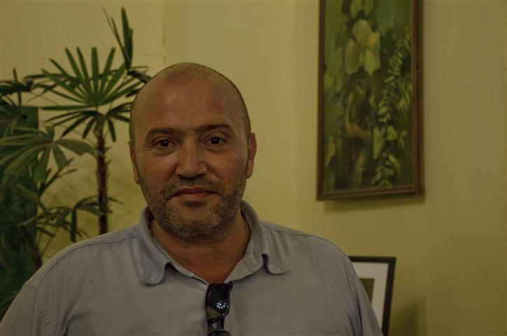 El fotógrafo español Ramón Espinosa, compañero de trabajo de Reyes