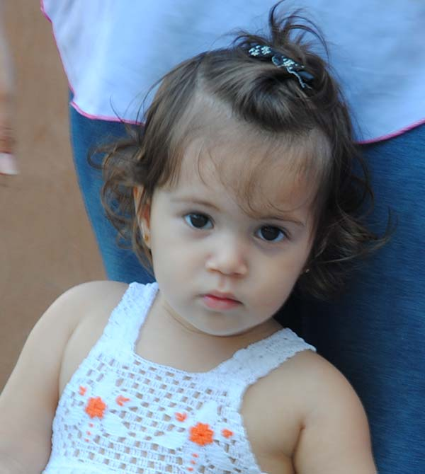 La mirada de una princesa